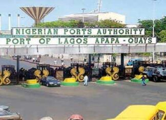 Apapa Customs facilitates N41.6bn exports,  generates N159.5 bn in three months.