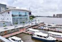 Lagos deploys female water guards to jetties