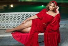 omotola, why i married at 18