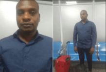 Drug trafficker excretes N423m cocaine at Lagos airport.