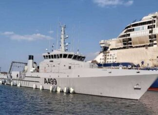 Naval chief: Navy offshore survey vessel a force multiplier