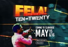 Audio Adaptation Of FELA! Broadway Musical Premieres On Clubhouse May 15