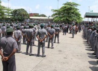Apapa Customs command generates N65.46bn in April