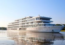 American River Cruise Ship Runs Aground With 120 Passengers Aboard