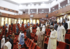 """The Senate on a Wednesday passed a bill to upgrade the Maritime Academy (MAN), Oron in Akwa Ibom State into a full-fledged University of Maritime Studies. Also passed was a bill to establish the Institute of Information and Communication Technology, Ogoja, Cross River State. This followed the presentation and consideration of two separate reports by the Committee on Tertiary Institutions and Tertiary Education Trust Fund (TETFUND). Special Assistant (Press) to President of the Senate, Ezrel Tabiowo, disclosed this in a statement on Wednesday. According to the statement, """"Senator Sandy Onuh (PDP, Cross River Central), in a presentation on behalf of the Committee's Chairman, Ahmad Babba Kaita (APC, Katsina North), said upgrading the academy into a university would help Nigeria in achieving the prerequisites of the International Maritime Organization convention on standard of training, certification and watch-keeping for seafarers. """"According to him, the university would afford students the opportunity to specialise in international shipping and waterways transportation, port operations, management as well as exploitation and exploration of oil and gas as a boost for Nigeria's economy. """"Onuh observed that Nigeria presently records losses in the maritime sector, a development which, according to him, was largely due to deficits in manpower and seafarers. """"He lamented that the country commits resources in search of university degrees, postgraduate research degrees and professionals from all facets of the maritime industry outside Nigeria."""" Tabiowo quoted Onuh as saying, """"The Maritime environment requires highly trained personnel to manage the country's enormous natural endowment and resources on our offshores, international shipping, oil and gas and expansion of coastline with waterways for a viable coastal and inland water transport industry."""" He said the lawmaker added that the upgrade of MAN Oron into a university would benefit host communities in the South-South geop"""