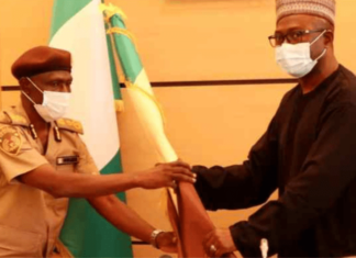 Nigerian Immigration Service gets new Comptroller-General